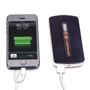 登路普 车载手机充电器双usb车载充电器 点烟器 汽车充电器 HT1003