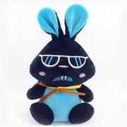 艾米(iMMi) IP-501 卡通时尚移动电源 兔系列 -- 天蓝 全球首创毛绒卡通移动电源