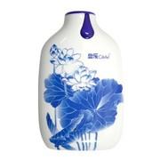 盘乐(citiart) 608-荷塘莲花 5200毫安 限量版能量瓶 艺术移动锂电电源