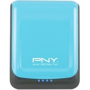 PNY 78S 7800mAh大容量 移动电源 天空蓝