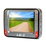 录得清 台湾原装进口 车载后视镜高清广角夜视行车记录仪1080P NO.1 16G