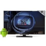 飞利浦 39PFL5041/T3 39英寸窄边网络智能LED电视(黑色)
