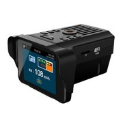 黑蝙蝠 F22安全行车记录仪三合一 行车记录仪测速 固定流动测速 车载记录仪 高清广角夜视 标配+4G卡