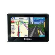 新科 PS519 5寸GPS导航仪 正版高德地图65万以上电子眼数据 电子眼月月免费升级 +8G高速卡