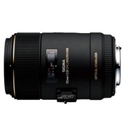 SIGMA 105mm F2.8 EX DG OS HSM MACRO 中长焦微距镜头(佳能卡口)