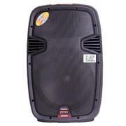 特美声 A22 大功率户外音响|广场舞音响|便携式|移动音箱|电瓶音箱 黑色