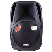 特美声 A18 单12寸大功率户外音响|广场舞音响|便携式|移动音箱|电瓶音箱 黑色