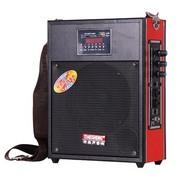 特美声 Q3 单5.5寸大功率|电瓶音箱便携式|户外|移动|充电插卡|广场|街舞音响|地摊教学 黑色