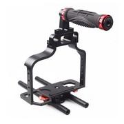 麦力 / 5D2 5D3 专用套件 单反5d2摄像机套件 上手提 兔笼 云台提手