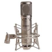 艾肯 艾肯(iCON) Apollo LD-2 (Legend series) 大振膜电容话筒 银色