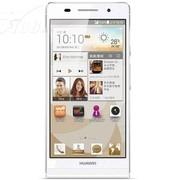 华为 Ascend P6 8GB联通3G合约机(白色)购机送费