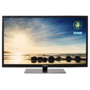 熊猫 LE32H33S 32英寸高清网络智能LED电视(黑色)