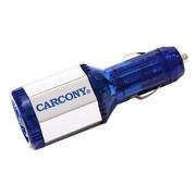 卡康尼 汽车节油器节油宝省油器 省油 且行且珍惜 蓝色