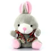艾米(iMMi) IP-508 卡通个性移动电源 米米兔(坐姿)系列—粉色 创意便携毛绒移动电源 全球首创 三星电芯