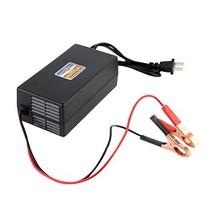 Movewell 智能汽车蓄电池电瓶充电器 充电机 12V6A 适合20-65AH电瓶产品图片主图