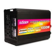 索尔 HDA-1000W12V/24V转220V高端逆变器 超大功率 带充电/UPS 3000W/24V 带充电功能