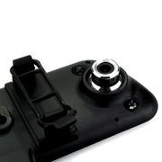 悦航 E680超薄蓝镜防炫目后视镜行车记录仪 1080P高清广角夜视 移动侦测 白镜+8G卡