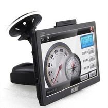 悦航 X200汽车导航仪7寸高清车载GPS雷达电子狗测速一体机 3D地图 标配+外置32G产品图片主图