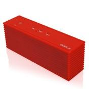暴享 倍加乐(BiJELA)音箱 声威 HT1053 车载无线蓝牙 迷你音箱 立体声音箱 红色