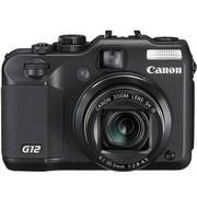 佳能 PowerShot G12 数码相机(1000万像素 2.8寸可旋转液晶屏 5倍光学变焦 28mm广角)