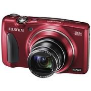 富士 FinePix F900EXR 数码相机 红色(1600万像素 3.0英寸屏 20倍光变 25mm广角 Wi-Fi传输)