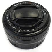 富士 XF27mmF2.8 黑色 定焦饼干头  适用于X-Pro1/X-E2/X-E1/X-M1/X-A1