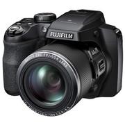 富士 FinePix S8450 数码相机 黑色(1600万像素 3.0英寸屏 44倍光学变焦 24mm广角 1CM超微距)