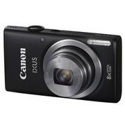 佳能 IXUS132 数码相机 黑色(1600万像素 2.7英寸液晶屏 8倍光学变焦 28mm广角)