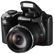 佳能 PowerShot SX510 HS 数码相机 (1210万像素 3.0英寸屏 30倍光学变焦 24mm广角 WIFI传输)