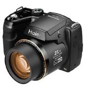 海尔 DC-T9S 数码照相机(黑色)