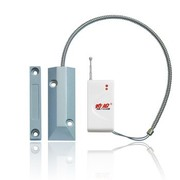 夜狼 MC-J01 无线门磁报警器感应器 卷闸门专用门窗防盗 门磁探测器
