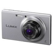 松下 DMC-FH10GK-S 数码相机 银色 (1610万像素 2.7英寸液晶屏 5倍光学变焦 24mm广角)