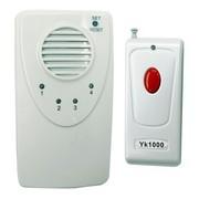 创胜 YJ1-1 紧急求救器 老人病人无线呼叫器 家用呼叫器  远距离一呼一