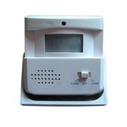 和馨 H102 电子红外线迎宾器 报警器    欢迎光临 迎客门铃感应器 防盗器