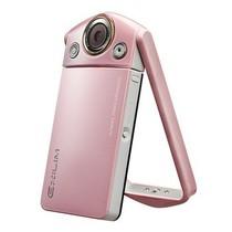 卡西欧 EX-TR350 数码相机 礼盒装 蔷薇粉 (1210万像素 3.0英寸超高清LCD 21mm广角 自拍神器)产品图片主图
