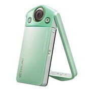 卡西欧 EX-TR350 数码相机 礼盒装 薄荷绿 (1210万像素 3.0英寸超高清LCD 21mm广角 自拍神器)