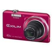 卡西欧 EX-ZS26 数码相机 红色(1610万像素 2.7英寸液晶屏 6倍光学变焦 26mm广角)