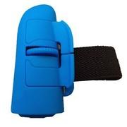 BigToys XCT-720 2.4G无线手指鼠标  戒指指环鼠标 创意礼品锂电池版 蓝色