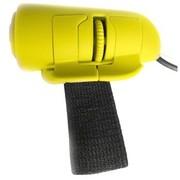 BigToys XCT-520 全球最迷你的手指鼠标 懒人必备 指环鼠标 USB创意个性礼品 有线 黄色