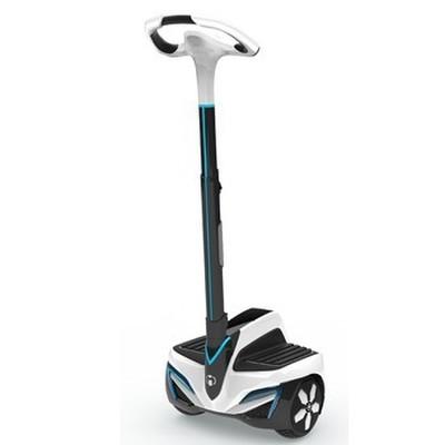 乐行 两轮代步电动车 自平衡车 思维车 体感车 代步机器人 SCVR1 白色产品图片1