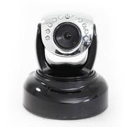 随锐 HD17B 无线红外H.264高清网络摄像头/机  双向语音 红黑色