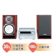 安桥 CS-325 CD播放机 组合迷你音响 功放CR-325(银色)