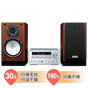 安桥 CS-V635 CD/DVD播放机 组合迷你音响 功放DR-635(S)(银色)