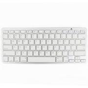 优派 KB855 超薄蓝牙巧克力剪刀脚键盘(淡雅白)