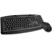 优派 CW2262 桌面多媒体2.4G无线键鼠套装 (黑色)