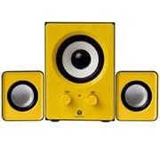 雅狐 YAFOX  L-312 2.1声道 多媒体音箱 3D动感音效/多用途