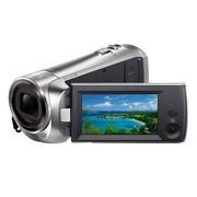 索尼 HDR-CX240E 高清数码摄像机 银色
