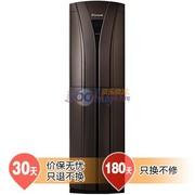 大金 FVXB350NC-T 正2匹 柜式直流变频家用冷暖空调(R410新冷媒)咖啡金