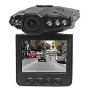 万臣 GND-S608 功能强大的行车记录仪 夜视车载摄影机(黑色)黑匣子 标配