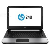 惠普 248 G1 14英寸(i5-4200U/4G/750G/HD8670M/DOS/黑色)产品图片主图
